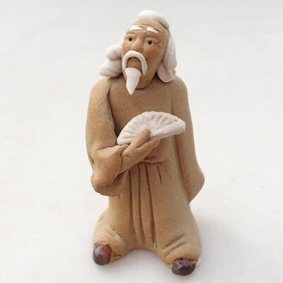 Figurka ceramiczna - Stick figure H26v - 1