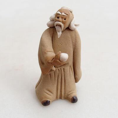 Figurka ceramiczna - Stick figure H27k - 1