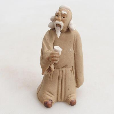 Figurka ceramiczna - Stick figure H27p - 1