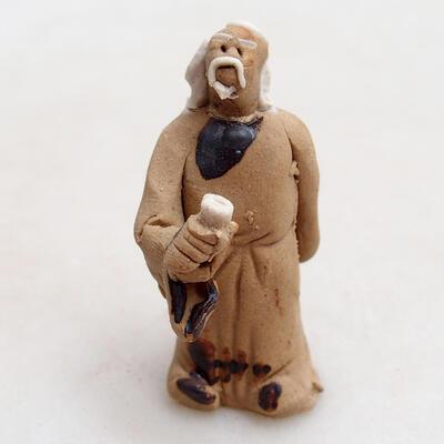 Figurka ceramiczna - Stick figure H28 - 1