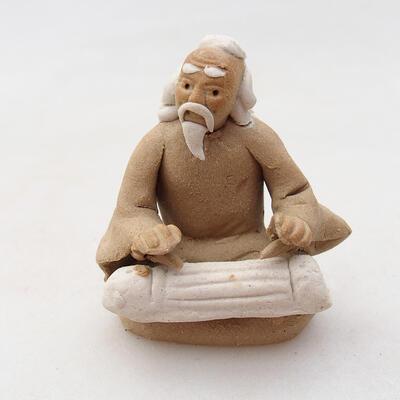 Figurka ceramiczna - Stick figure H32 - 1