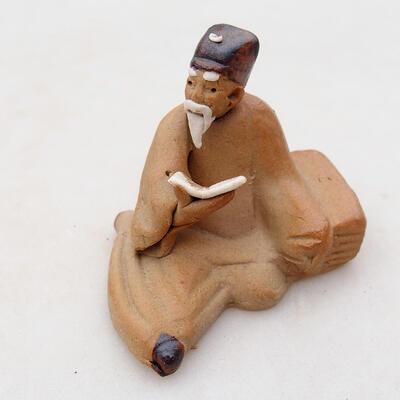 Figurka ceramiczna - Stick figure I2 - 1