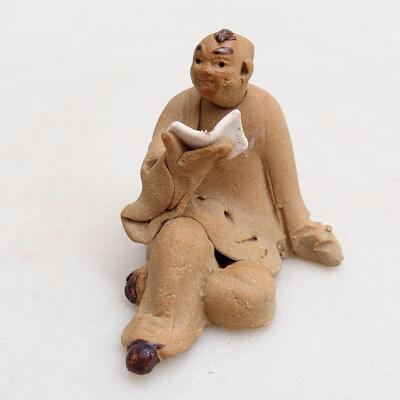 Figurka ceramiczna - Stick figure I3 - 1