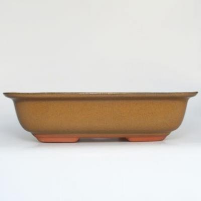 Ceramiczna miska bonsai H 10 - 37 x 27 x 10 cm - 1