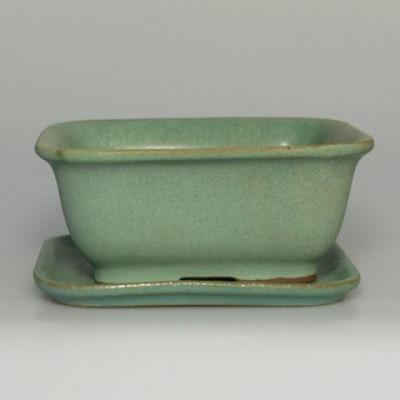 Miska Bonsai H38 - miska 12 x 10 x 5,5 cm, miska 12 x 10 x 1 cm - 1