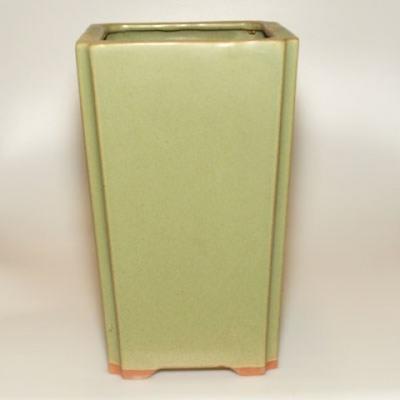 Ceramiczna miska bonsai H 22 - 17,5 x 17,5 x 29 cm - 1