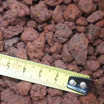 Lawa brązowy 33 litry 5-10 mm - tylko odbiór osobisty lub paleta