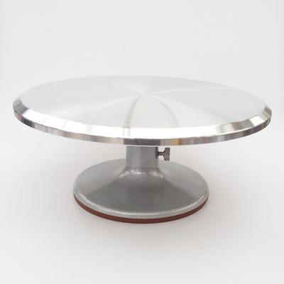 Aluminiowy stół obrotowy Profi 31 x 13 cm - 1