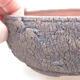 Ceramiczna miska bonsai 15 x 15 x 6 cm, kolor spękany - 2/3