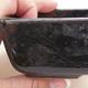Ceramiczna miska bonsai 11,5 x 8,5 x 4 cm, kolor zielony - 2/4