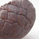 Ceramiczna miska bonsai 14 x 11 x 9 cm, kolor szary - II gatunek - 2/3