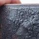 Ceramiczna miska bonsai 7,5 x 7,5 x 4 cm, kolor spękany - 2/4
