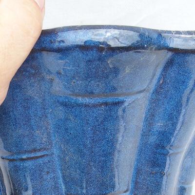 Miska Bonsai 29 x 29 x 13 cm, kolor niebieski - 2