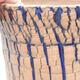 Ceramiczna miska bonsai 13 x 13 x 12,5 cm, kolor niebieski - 2/3