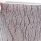 Ceramiczna miska bonsai 14,5 x 14,5 x 12,5 cm, kolor czarny - 2/3