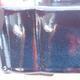 Ceramiczna miska bonsai 19,5 x 16,5 x 7 cm, kolor czarny - 2/3