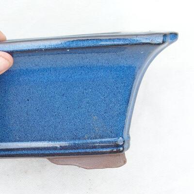 Miska Bonsai 33 x 23 x 12 cm, kolor niebieski - 2