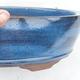 Miska Bonsai 30 x 20 x 7 cm, kolor niebieski - 2/7