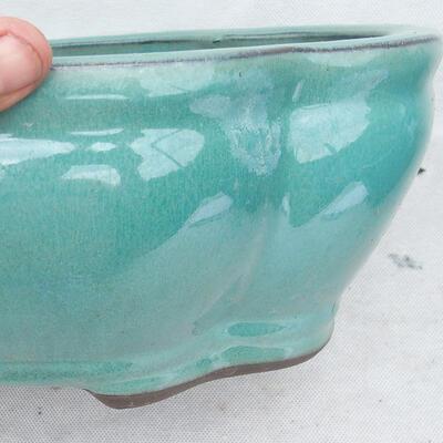 Miska Bonsai 41 x 33 x 15 cm, kolor zielony - 2