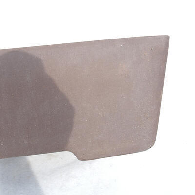 Miska Bonsai 41 x 29 x 12 cm, kolor szary - 2