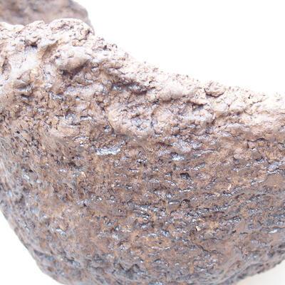 Ceramic Shell 15 x 14 x 17 cm, kolor szary - 2