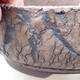 Ceramiczna miska bonsai 18,5 x 18,5 x 7 cm, kolor spękany - 2/4