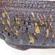 Ceramiczna miska bonsai 18,5 x 18,5 x 6 cm, kolor pęknięty - 2/4
