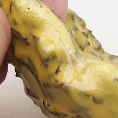 Powłoka ceramiczna 8,5 x 6 x 5 cm, kolor żółty - 2