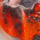 Powłoka ceramiczna 7,5 x 6,5 x 5 cm, kolor pomarańczowy - 2/3