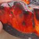 Powłoka ceramiczna 7 x 8,5 x 5,5 cm, kolor pomarańczowy - 2/3