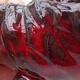 Powłoka ceramiczna 7 x 7 x 6 cm, kolor czerwony - 2/3