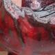 Powłoka ceramiczna 7 x 7 x 5,5 cm, kolor czerwony - 2/3