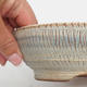 Ceramiczna miska bonsai - wypalana w piecu gazowym 1240 ° C - 2/4
