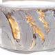 Ceramiczna miska bonsai 19 x 19 x 7 cm, kolor pęknięcia żółty - 2/3