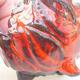 Ceramiczna skorupa 7 x 7 x 7 cm, kolor pomarańczowy - 2/3