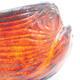 Ceramiczna skorupa 7 x 7 x 5 cm, kolor pomarańczowy - 2/3