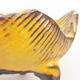Ceramiczna skorupa 7 x 7 x 5 cm, kolor żółty - 2/3