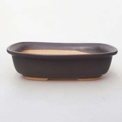 Miska Bonsai, taca H 08 - miska 24,5 x 18 x 7 cm, taca 23 x 16 x 1,5 cm - 2