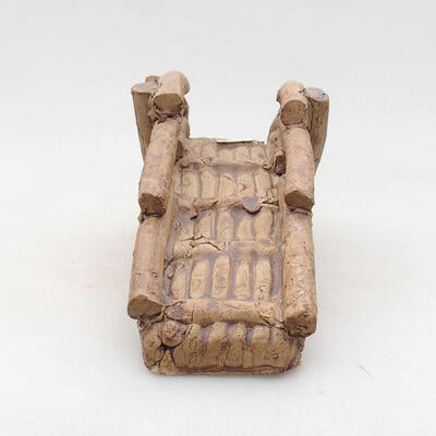 Figurka ceramiczna - Mostek B9 - 2