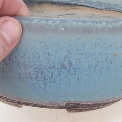 Miska Bonsai 19 x 14 x 9 cm, kolor niebieski - 2