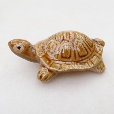 Figurka ceramiczna - Żółw C6 - 2