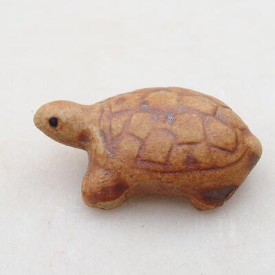 Figurka ceramiczna - Żółw C8 - 2