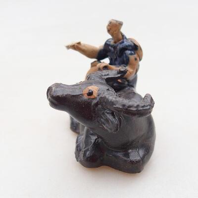 Figurka ceramiczna - Krowa D1-2 - 2