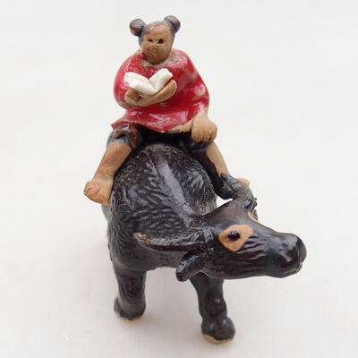 Figurka ceramiczna - Krowa D3-1 - 2