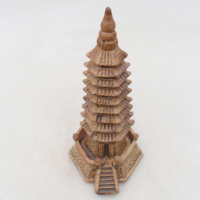 Figurka ceramiczna - Pagoda F15-1 - 2