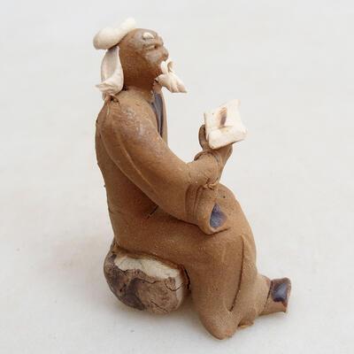 Figurka ceramiczna - Stick figure H0-2 - 2