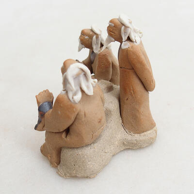Figurka ceramiczna - Stick figure H13 - 2