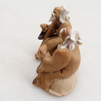 Figurka ceramiczna - Stick figure H18 - 2