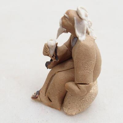 Figurka ceramiczna - Stick figure H25 - 2