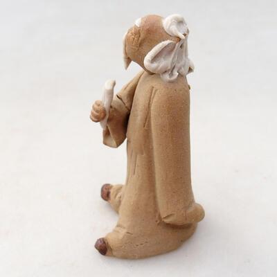 Figurka ceramiczna - Stick figure H26j - 2